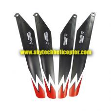 Hak738c-01 Main Blades Parts for Haktoys Hak738C Helicopter