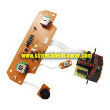 Kingco K6-2 Transmitter Board 27MHZ for K6 Helicopter