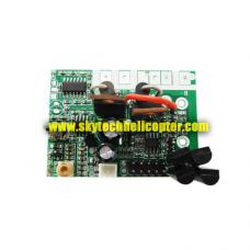 Kingco K6-23 PCB Receiver 27MHZ For Kingco K6 Helicopter Part