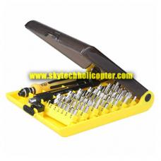 45 in 1 Precision Screwdriver Tools RC Tool Set for RC Helicopter